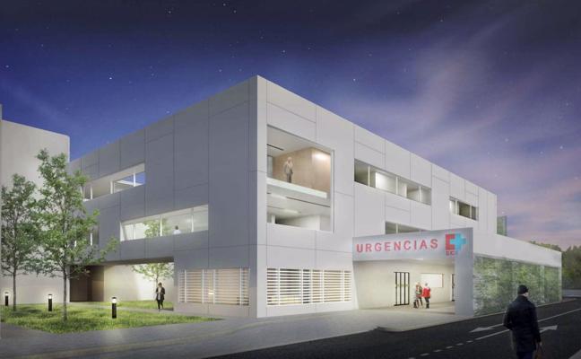 El Gobierno da un nuevo paso para ampliar y renovar el Hospital de Laredo
