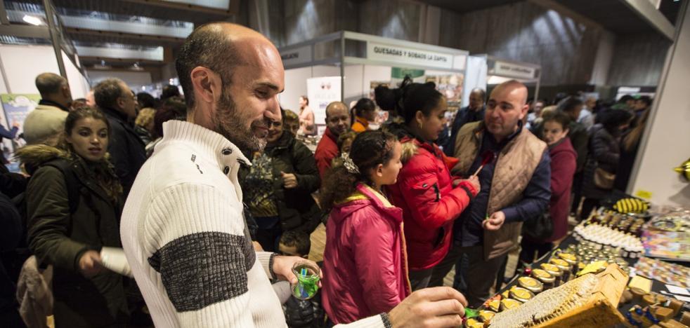 «Con 500 colmenas, una familia puede vivir holgadamente e ir de vacaciones»