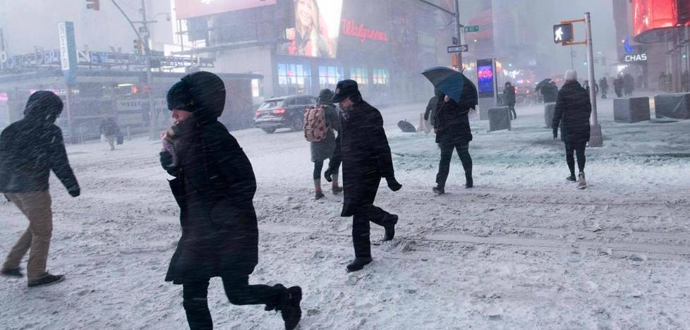 La ola de frío deja 19 muertos en Estados Unidos