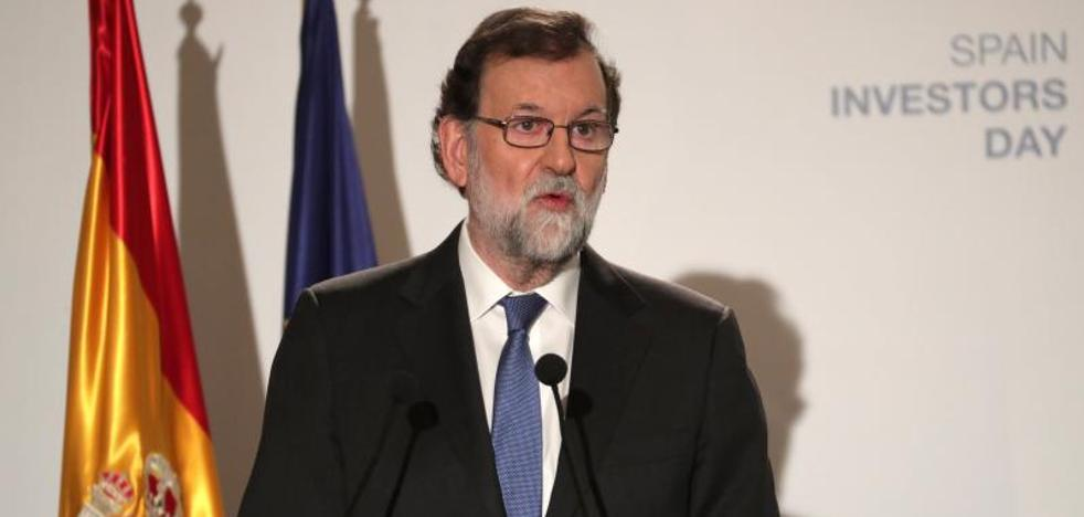 Rajoy reivindica su actuación «intachable» frente el «populismo» catalán