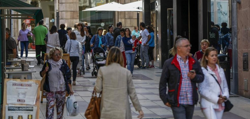 Torrelavega cumple su décimo año consecutivo perdiendo población