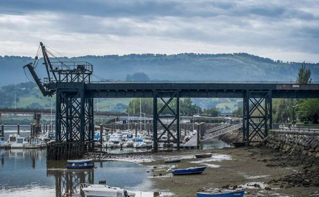Casi medio millón de euros para devolver a la vida el puente de Los Ingleses