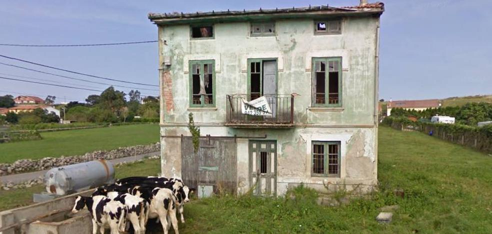 Declarada en ruina una casa de San Román que deberá ser derruida antes de 15 días