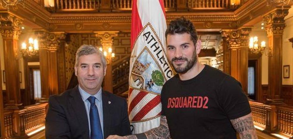 Herrerín renueva con el Athletic ante la previsible marcha de Kepa