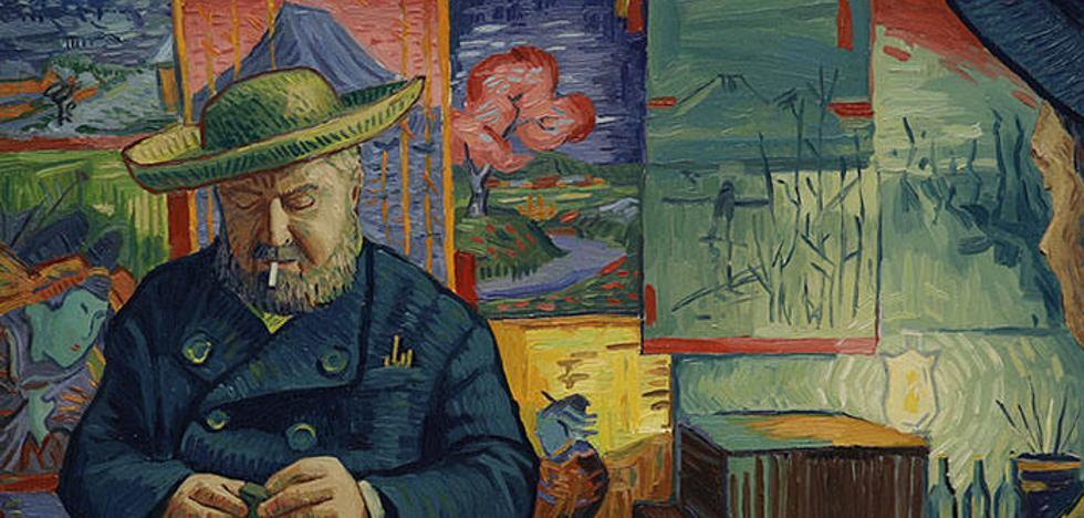 'Loving Vicent', los cuadros de Van Gogh cobran vida