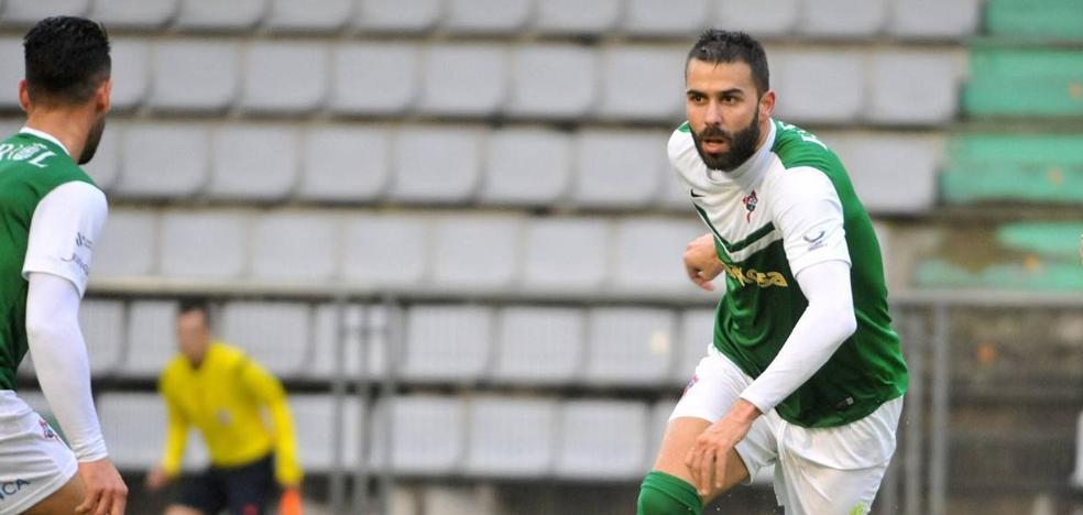 El Racing de Ferrol cierra las puertas a la llegada de Joselu a El Sardinero