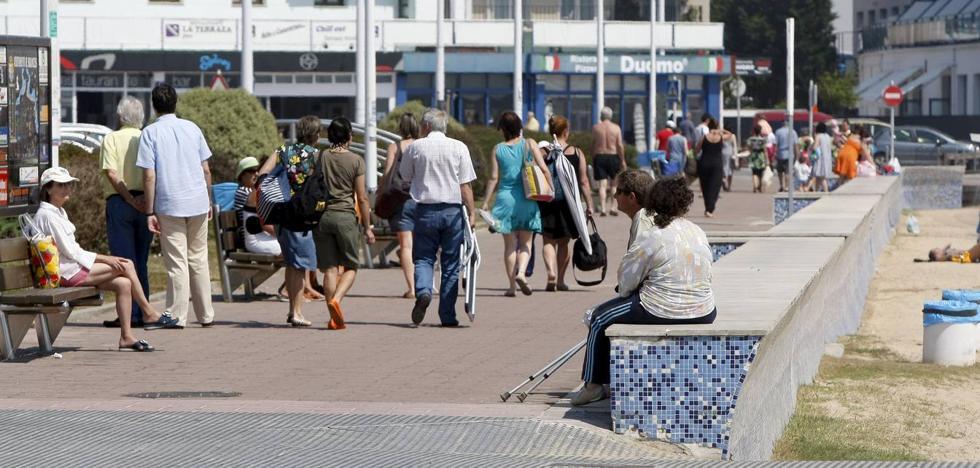 La Guardia Civil pone cerco a los culpables de los últimos robos en Suances