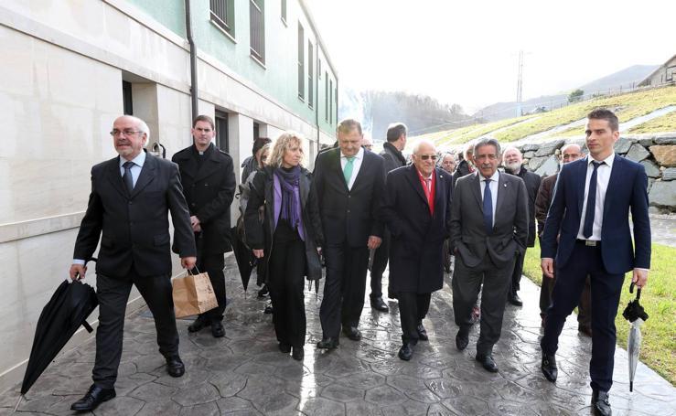 Mensajeros de la Paz abre residencia de mayores en Valdáliga