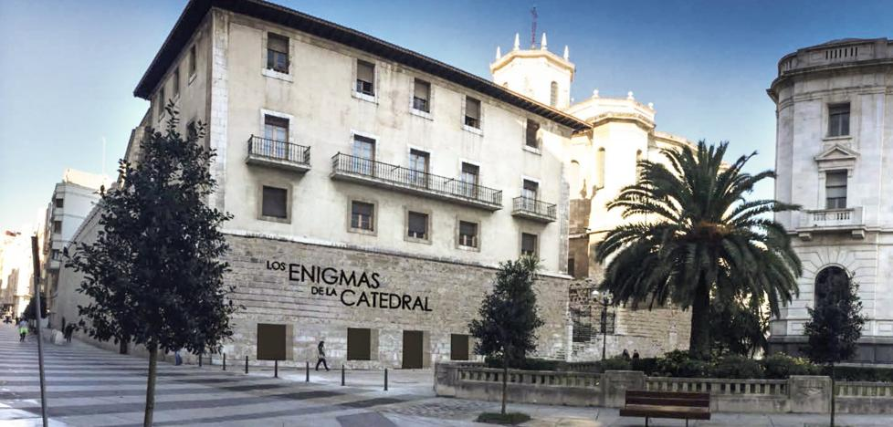 Santander financiará una parte de la reforma de la Casa Capitular del Obispado