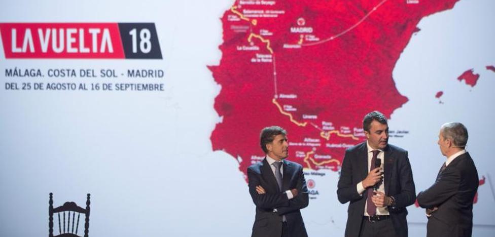 La Vuelta confirma la contrarreloj Santillana-Torrelavega