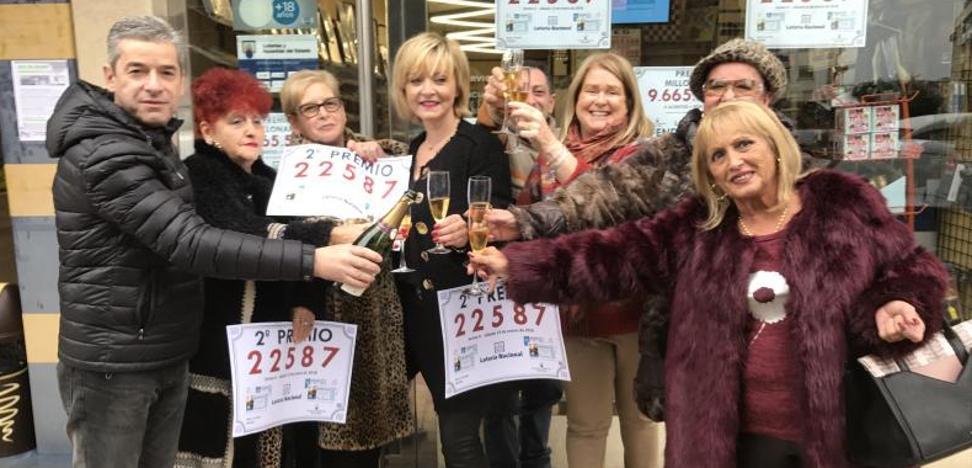 La Lotería deja 250.000 euros en Muriedas