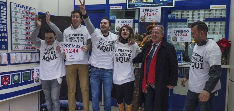 El Ayuntamiento de Santander busca al dueño de un décimo premiado en Navidad con 125.000 euros