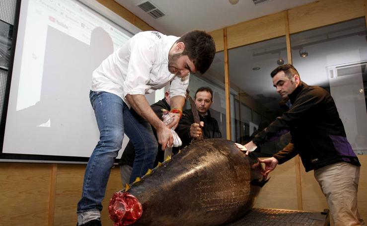 El cerdo ibérico del mar