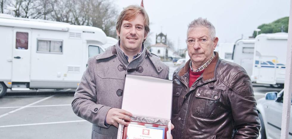 Reocín inaugura el primer parking de autocaravanas de la comarca del Besaya