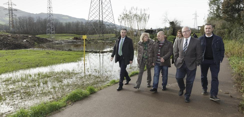 Medio Ambiente recupera en El Astillero dos hectáreas de zona degradada
