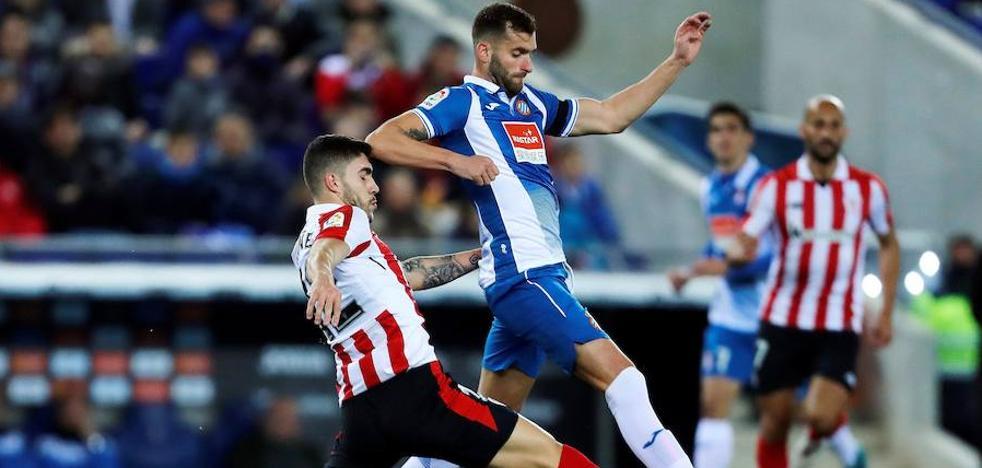 Williams replica el gol de Gerard Moreno para empatar el partido