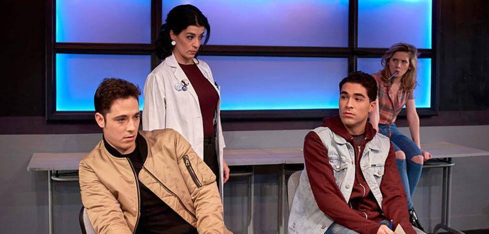 '#Malditos16': la crisis vital de los adolescentes llega al Palacio de Festivales