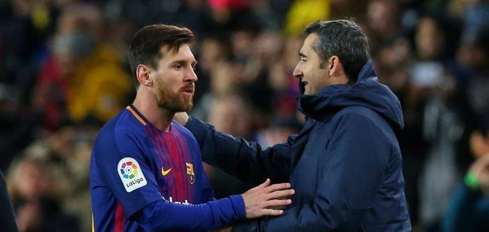 Valverde: «Nunca te puedes quedar como estás, hay que ir a más»