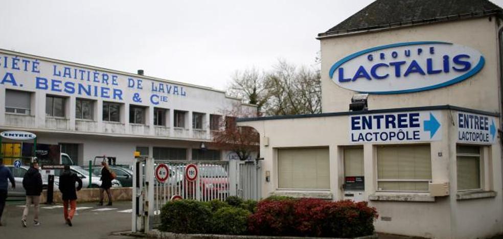 Lactalis ofrece compensaciones económicas a las personas afectadas por la salmonela