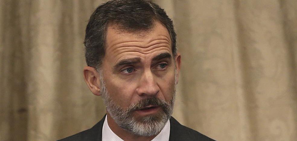 El Rey, a las víctimas del terrorismo: «Me tendréis siempre a vuestro lado»