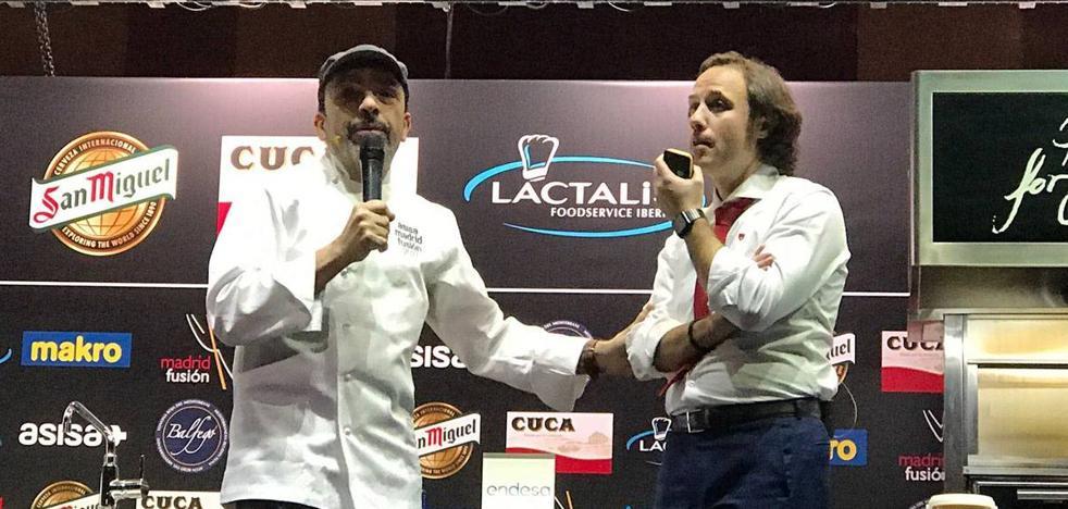 Cantabria presenta su gastronomía en Madrid Fusión con cuatro de sus grandes chefs
