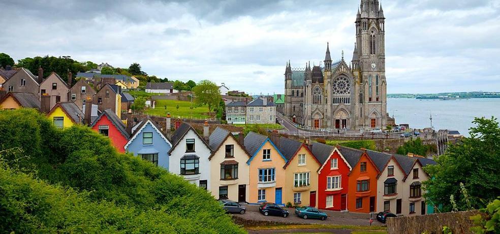 Cork, tradición irlandesa entre pinceladas de color