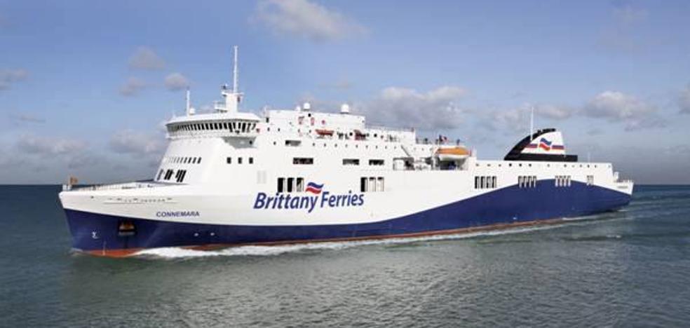 «El 'Brexit' va a generar necesidades de transporte», dicen en el puerto de Cork