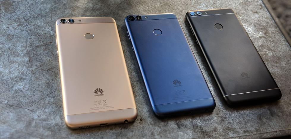 El nuevo P Smart de Huawei quiere repetir el éxito del P8 Lite