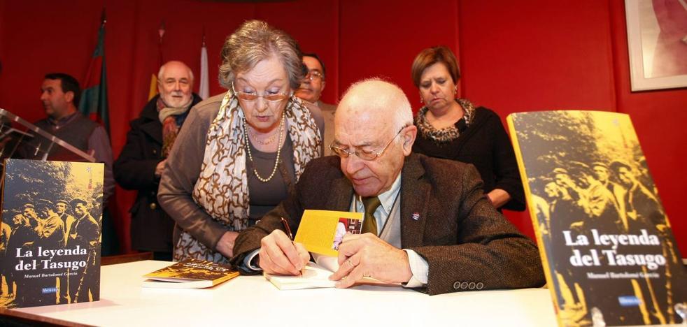Muere el escritor costumbrista Manuel Bartolomé a los 83 años
