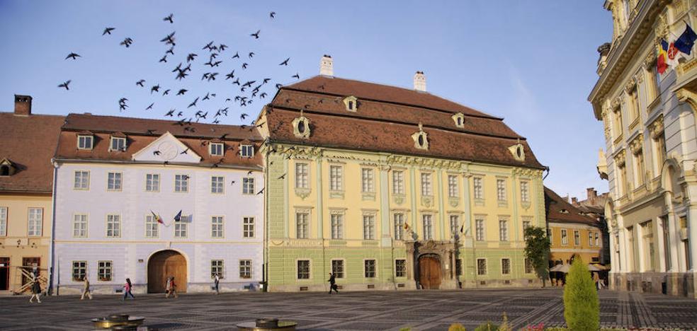 Sibiu, herencia sajona y aspecto alemán en el corazón de Rumanía
