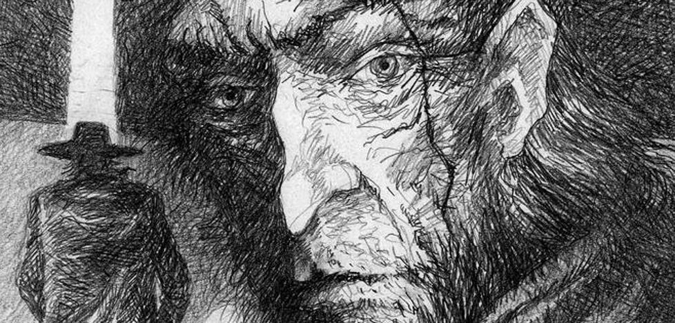 La novela gráfica 'Moby Dick', de José Ramón Sánchez, en la Biblioteca Central