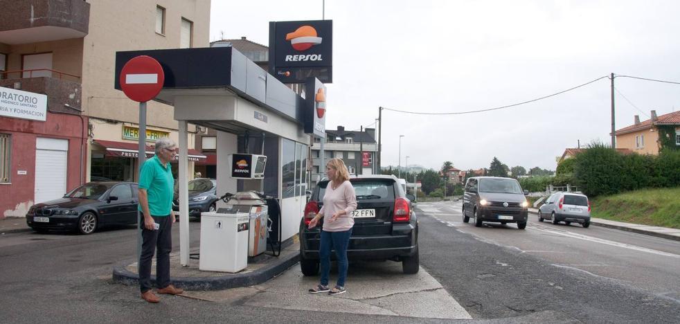 Requejada convertirá una gasolinera sin uso en jardines
