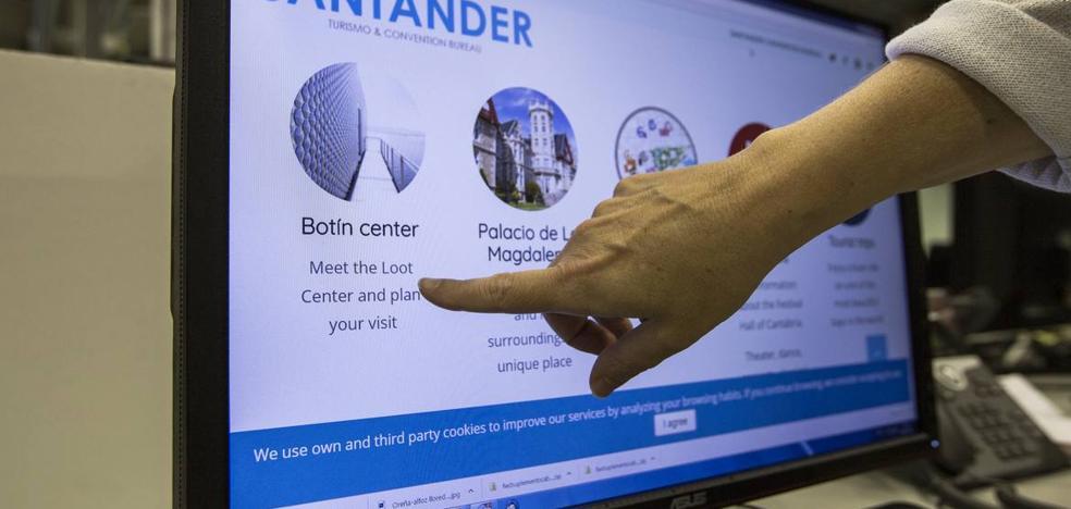 El traductor de Google se la juega al Ayuntamiento en su nueva web y el Centro Botín se convierte en 'Centro de Pillaje'