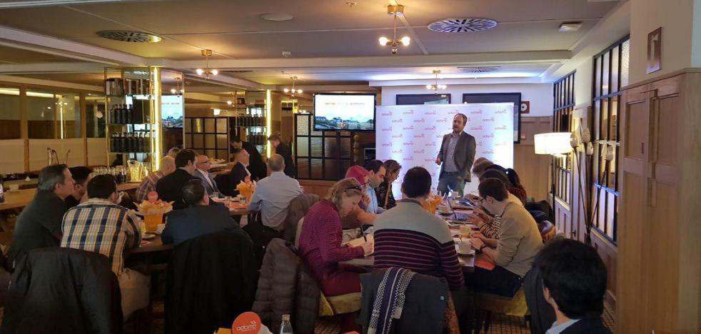 Adamo llevará fibra óptica a 15.000 hogares de Cantabria en tres meses