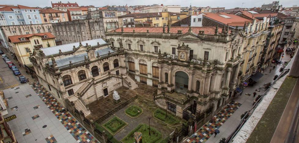Fomento asumirá los 7,5 millones del coste de la ampliación del Museo de Arte Moderno