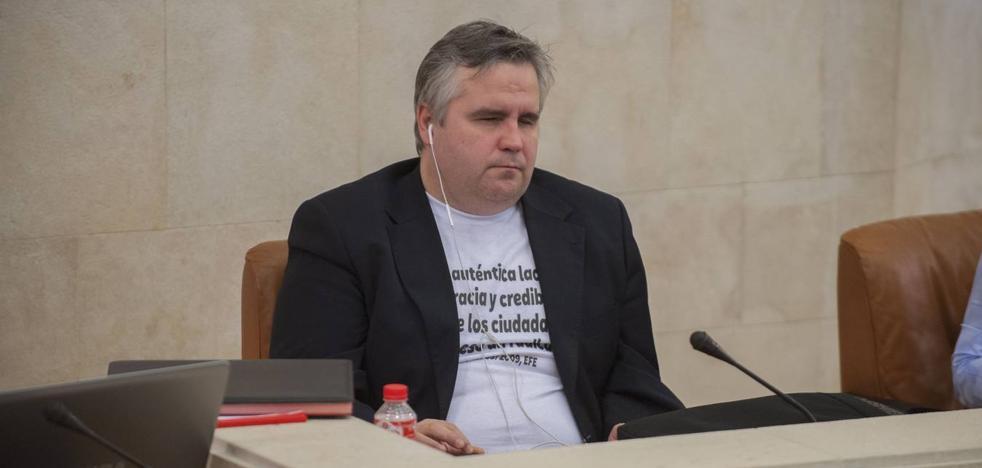 Bolado donará parte de su sueldo a los trabajadores que denunciaron a Podemos