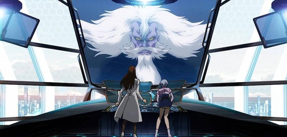 'Mazinger Z Infinity', oda nostálgica