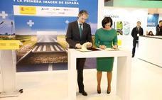 Renfe renueva su colaboración con Santander y Alto Campoo