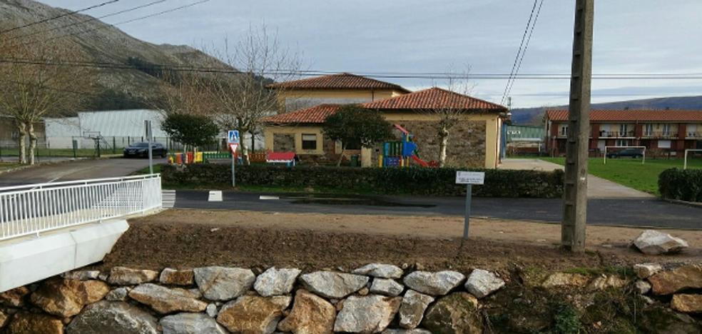 Cs de Buelna solicita la instalación de un sistema que evite accidentes en el nuevo puente de Barros