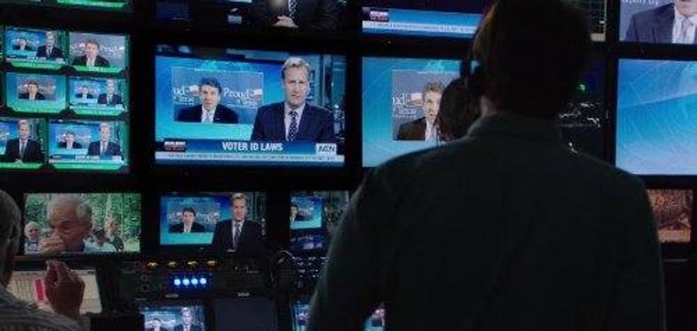 Cuando el periodismo se cuenta en televisión