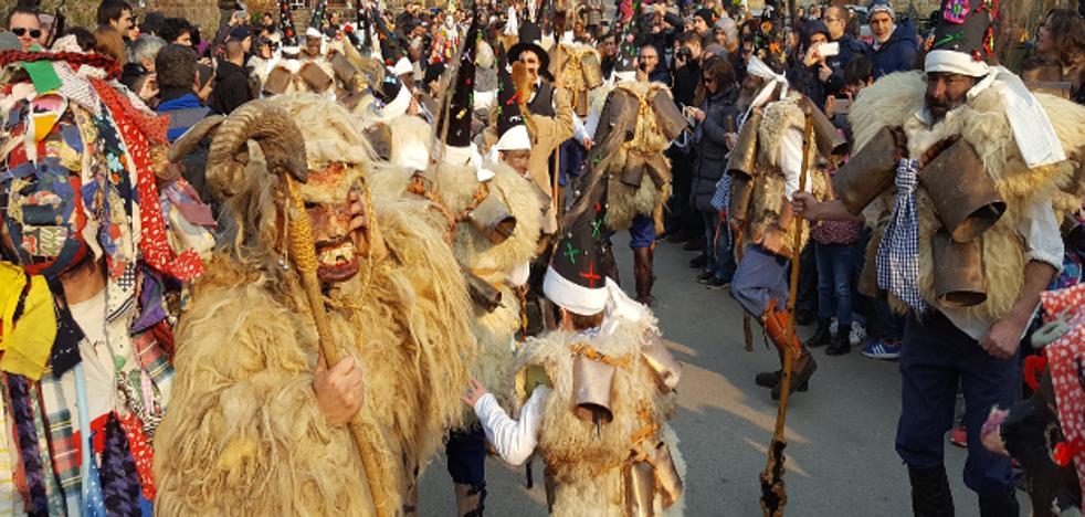 La Vijanera rechaza la decisión del Gobierno sobre las mascaradas y critica su falta de interés