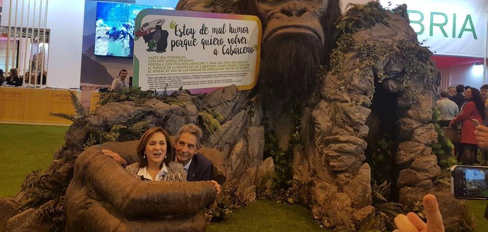 Revilla: «Vendemos el mejor producto, que es Cantabria Infinita»