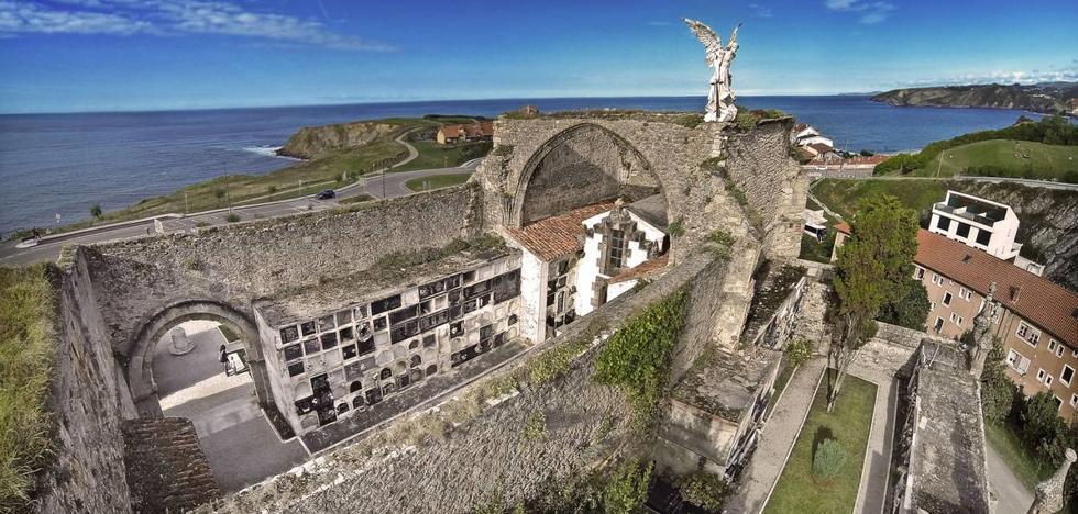 El Ángel y la reja del cementerio, a la espera de una inversión que no llega