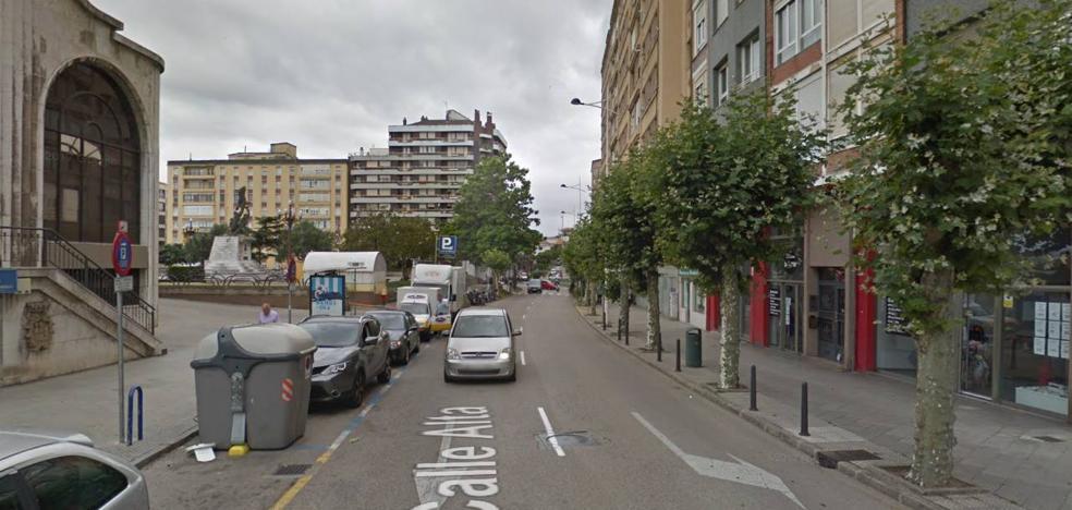 Muere una mujer atropellada por una furgoneta sin conductor que se quedó sin freno de mano