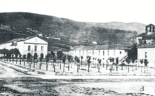 La Barrera en el siglo XIX