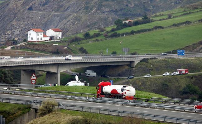 La lista de 'kamikazes' en las carreteras cántabras suma otro caso en Año Nuevo en Ontón