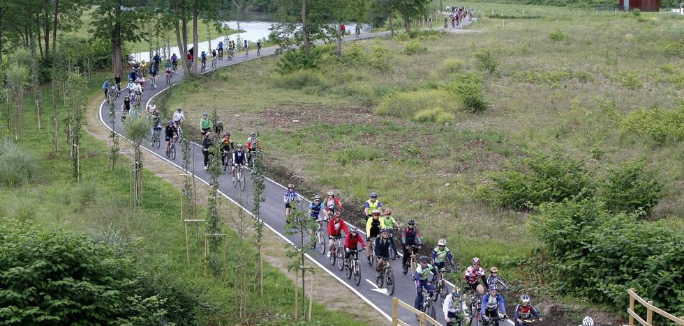 Licitada la pasarela peatonal sobre el río Saja-Besaya por 1,1 millones de euros
