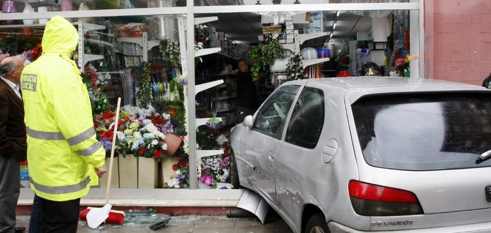 Los accidentes de tráfico en Torrelavega se redujeron un 17% en el último año