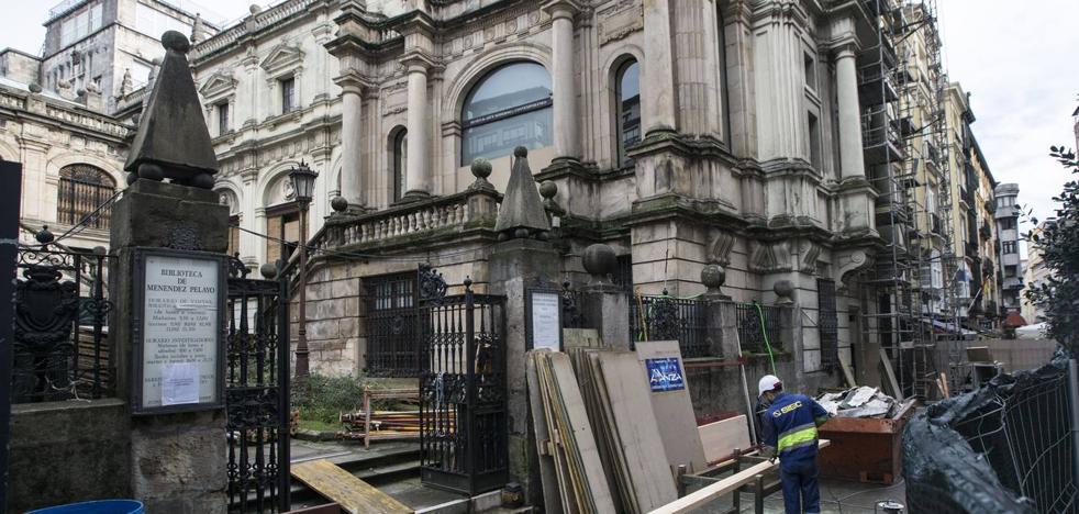 PSOE y PRC reclaman una Comisión para «aclarar las muchas incógnitas» en torno al incendio del Museo de Arte de Santander