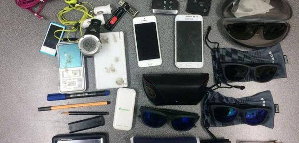 Detenido por octava vez un joven de 21 años 'experto' en robos de coches